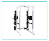 Hammer 8' Power Rack – OHDPR8