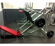 Hammer Linear Leg Press – PLLL2