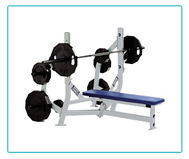 Hammer Olympic Bench Weight Storage – OBWS