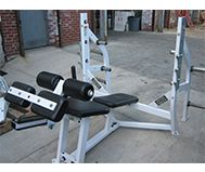 Hammer Olympic Decline Bench – ODB