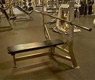Hammer Olympic Flat Bench – OFB