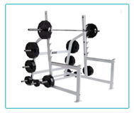 Hammer Olympic Squat Rack – OSR